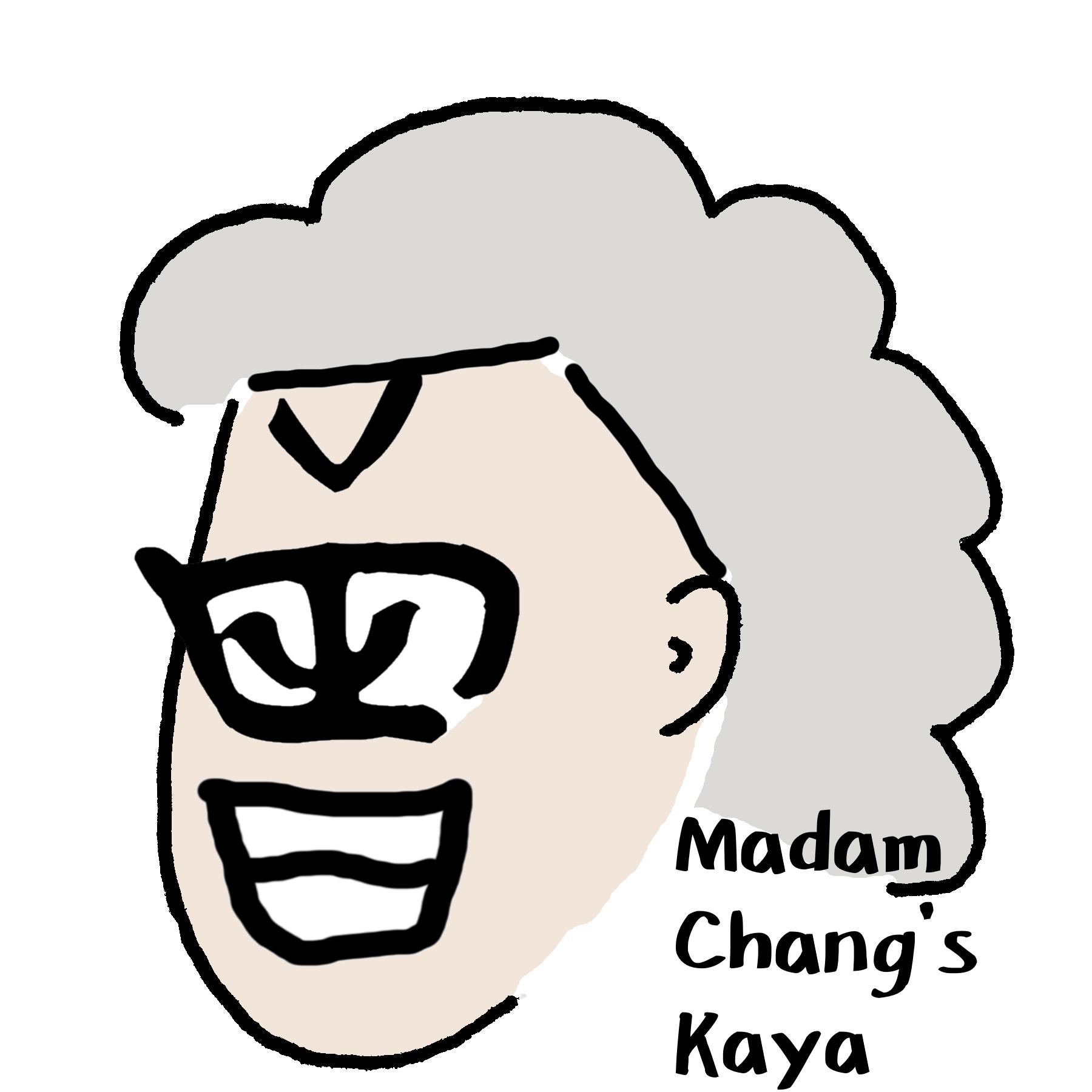 Madam Chang's Kaya